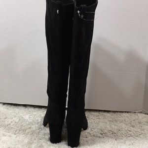 Sam Edelman Shoes - Sam Edelman black suede knee boots